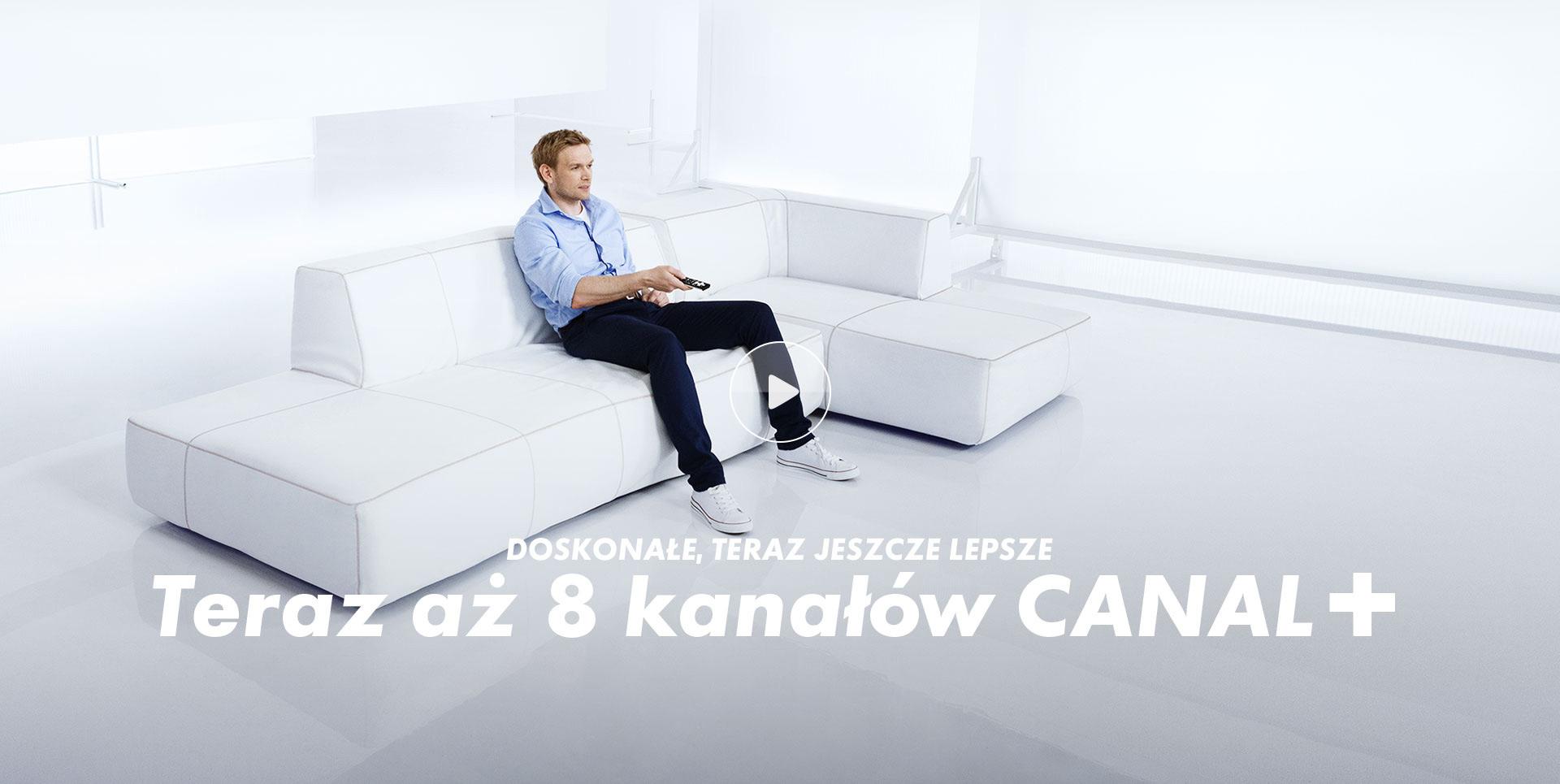 Pakiet CANAL+ Prestige